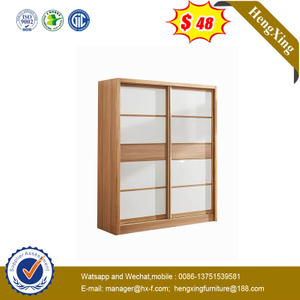 Wholesale Customize Wardrobe Cloakroom Furniture Sliding Door Wardrobe