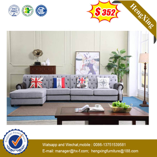 Foshan Factory Wooden Furniture Hotel Bedroom Sofa Leisure Sofa