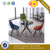 Hotel Dining Meeting Room Furniture Antique Silver Fabric Metal Frame Event Banquet Chairs