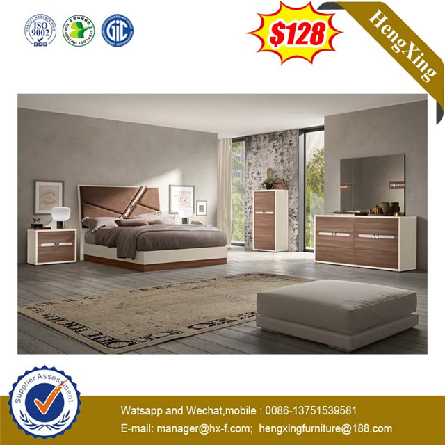 Fashion Queen Size Wooden Bedroom Kids Children Bed
