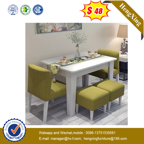 Home Restaurant Wooden Dining Tables Chair for Hotels