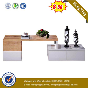 Wholesale Wooden Bedroom Furniture Set TV Stands Cabinet with Drawer
