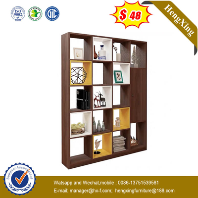 Wholesale Price Open Display Bookcase Wooden Modern Book Shelf