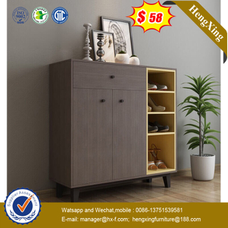 Chinese Supplier Design High Quality Bedroom Furniture Modern Shoe Rack