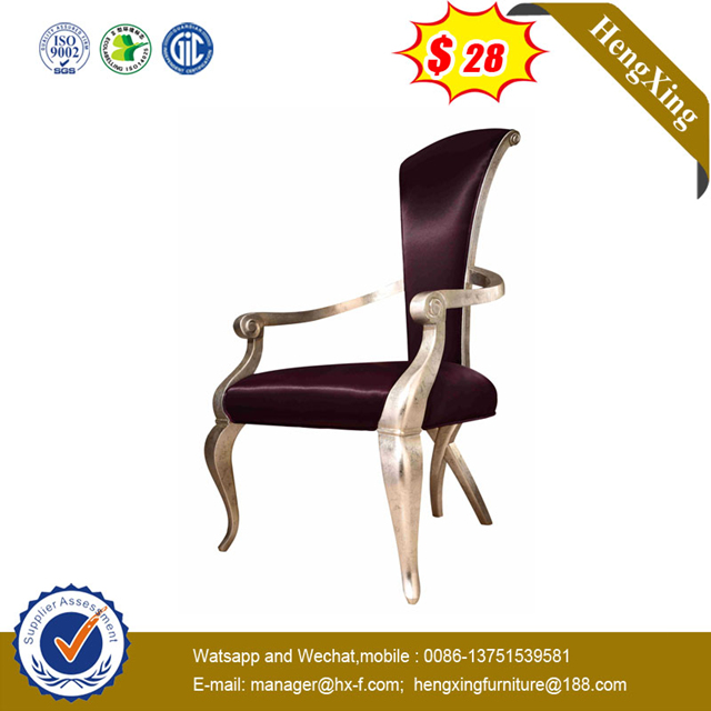 Wholesale Cheap Modern Style Cotton Fabric Leisure Dining Room Chairs