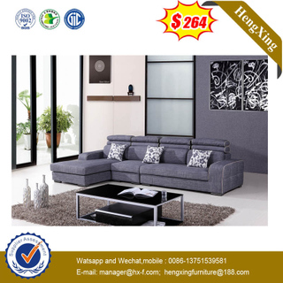Cheap Price Reception Sofa Living Room Furniture 4 seats Fabric Sofa Set