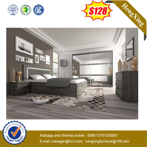 Fashion Design Hotel Home Bedroom King Bed