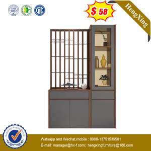 Living Room Entrance Double-sided Screen Hall Door Shoe Cabinet Hall Cabinet