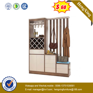 Cupboard for Clothes MDF Doors Storage Cabinet Locker