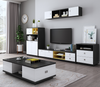 Modern Functional Cabinet Wooden Melamine Bedroom Furniture Wardrobe