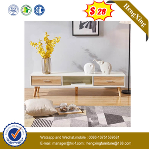 Modern Living Room Furniture Wooden Coffee Table TV Stand Cabinet