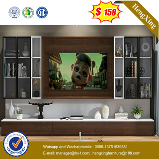 2021 New Modern Design Living Room Furniture Hall Wooden TV Cabinet TV Stand