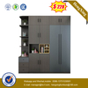 Customized White Living Room Wardrobe Cabinet Bedroom Wood Furniture Set