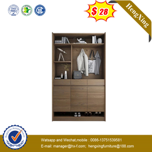 Modern Home Hotel furniture Wooden TV Stand Coffee Table Shoe case wardrobe Living Room Cabinet