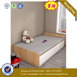 Factory babyBedroom Furniture Set drawer cabinets nightstand Kids Children single Bed