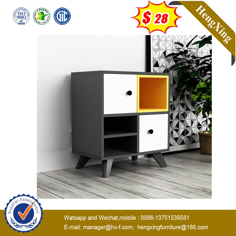 Nordic Small TV Cabinet Home Furniture Living Room Wooden Side Cabinets