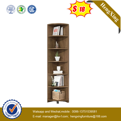 Modern Design Bookcase Custom Office Wooden Filing Storage Living Room Cabinets
