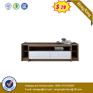 Modern Hotel Wooden TV Unit Living Room TV Cabinet Dining Furniture TV Stand coffee table