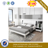 Modern Bedroom Furniture Set Mattress Wood Double King Queen single Beds