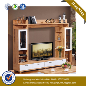 Modern Simple Living Room Furniture Set Wooden Style Living Room Furniture TV Stand TV Cabinet
