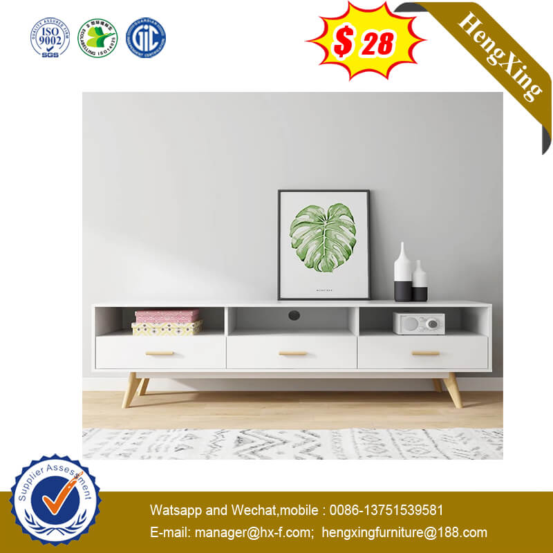 Modern 1.2m Customerized Size Light Color Wooden Coffee Table