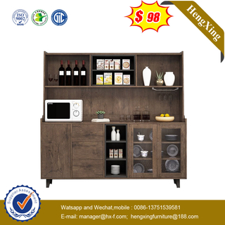 Wholesale Modern Wood Living Room Furniture Set Drawer Chest Sideboard Kitchen Cabinets