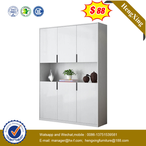 Hot Selling Made in China Modern MDF White Lacquer Kitchen Cabient