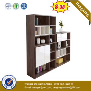 Popular New Design Home Living Room Furniture Dining Table Set book shelf bookcase