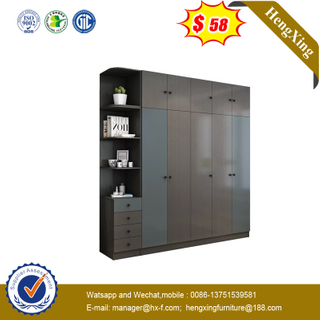 Modern Living Room Furniture 5 Doors Wardrobes Bedroom Closet Cabinet