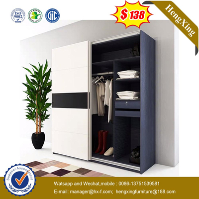 Chinese Wooden Bedroom Furniture Closet Hotel Home Living Room Wardrobe