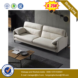 European Style Comfortable Home Furniture Fabric Sofa