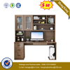 Modern Wooden Home office Children Furniture Study Table Computer Manager Office Desk with book case