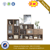 Wood MDF Modern Style Nightstand Bookcase Home Bedroom Furniture Living Room Cabinets