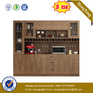 Modern Design Living Room TV Stand Dining Room Wall Units Wooden Kitchen Storage Cabinet