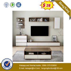 Wholesale Home Modern Hotel Dining Sofa Bedroom Office Wooden coffee table tv stand Living Room Furniture