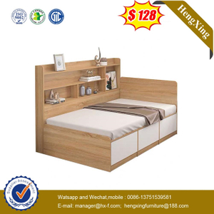 New Product Wood bedroom set single Kids Bed Living Room Children Furniture