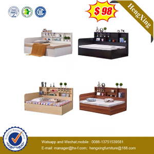 High Quality Kids Bedroom Furniture Set Bookcase Kids Children Bunk Bed