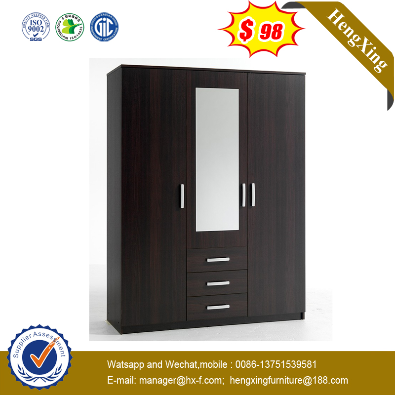 Modern Furniture Wood Melamine Closet Cabinet Bedroom Dressing Wardrobe