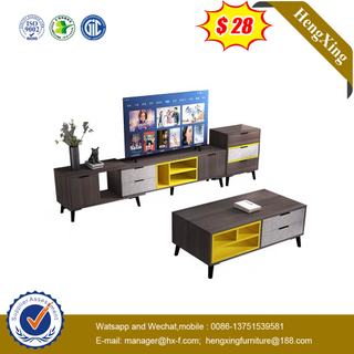 Latest Customized Modern Style Home Furniture Set TV Stand