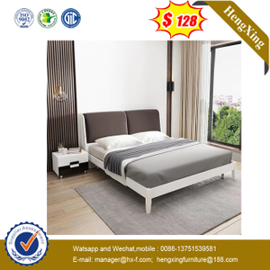 Chinese Modern wood Beds Wooden Kitchen Dining Hotel Living Room Bedroom Home Furniture