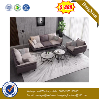 Elegant Design Fabric L-Shaped Couch Living Furniture Sectional Sofa